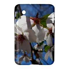 Cherry Blossoms Samsung Galaxy Tab 2 (7 ) P3100 Hardshell Case  by DmitrysTravels