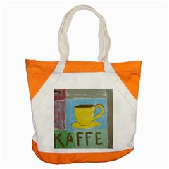 Kaffe Painting Accent Tote Bag by StuffOrSomething