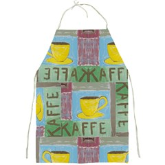 Kaffe Painting Apron by StuffOrSomething