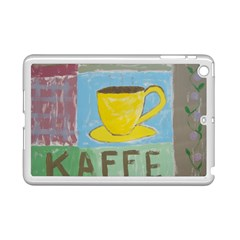 Kaffe Painting Apple Ipad Mini 2 Case (white) by StuffOrSomething