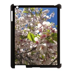 Cherry Blossoms Apple Ipad 3/4 Case (black) by DmitrysTravels