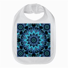 Star Connection, Abstract Cosmic Constellation Bib