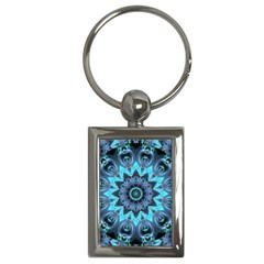 Star Connection, Abstract Cosmic Constellation Key Chain (rectangle) by DianeClancy