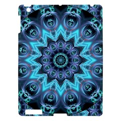 Star Connection, Abstract Cosmic Constellation Apple Ipad 3/4 Hardshell Case by DianeClancy