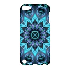 Star Connection, Abstract Cosmic Constellation Apple Ipod Touch 5 Hardshell Case by DianeClancy