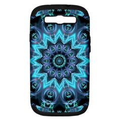 Star Connection, Abstract Cosmic Constellation Samsung Galaxy S Iii Hardshell Case (pc+silicone) by DianeClancy