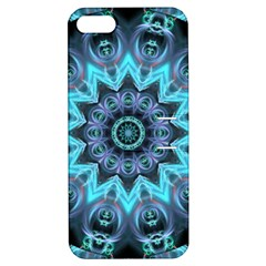 Star Connection, Abstract Cosmic Constellation Apple Iphone 5 Hardshell Case With Stand by DianeClancy