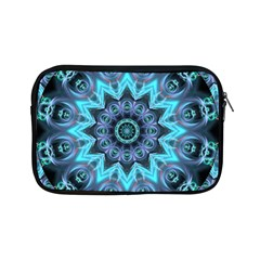 Star Connection, Abstract Cosmic Constellation Apple Ipad Mini Zippered Sleeve by DianeClancy