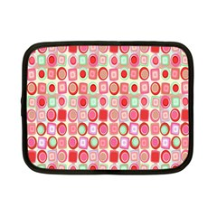 Far Out Geometrics Netbook Sleeve (small)