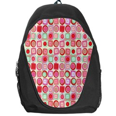 Far Out Geometrics Backpack Bag