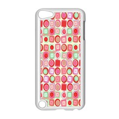 Far Out Geometrics Apple Ipod Touch 5 Case (white) by StuffOrSomething