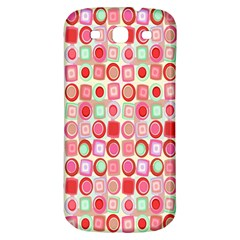 Far Out Geometrics Samsung Galaxy S3 S Iii Classic Hardshell Back Case