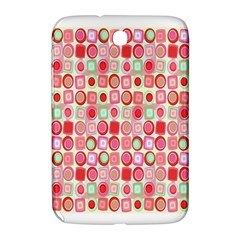 Far Out Geometrics Samsung Galaxy Note 8 0 N5100 Hardshell Case  by StuffOrSomething