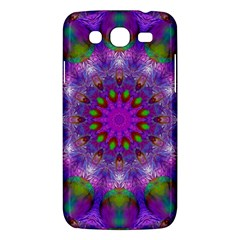 Rainbow At Dusk, Abstract Star Of Light Samsung Galaxy Mega 5 8 I9152 Hardshell Case  by DianeClancy