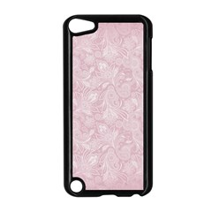 Elegant Vintage Paisley  Apple Ipod Touch 5 Case (black)