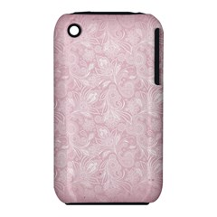 Elegant Vintage Paisley  Apple Iphone 3g/3gs Hardshell Case (pc+silicone) by StuffOrSomething
