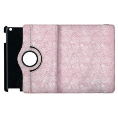 Elegant Vintage Paisley  Apple Ipad 3/4 Flip 360 Case