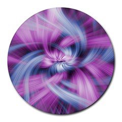 Mixed Pain Signals 8  Mouse Pad (round) by FunWithFibro