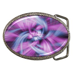 Mixed Pain Signals Belt Buckle (oval) by FunWithFibro