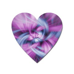 Mixed Pain Signals Magnet (heart) by FunWithFibro