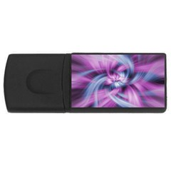 Mixed Pain Signals 4gb Usb Flash Drive (rectangle) by FunWithFibro