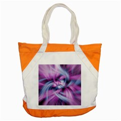 Mixed Pain Signals Accent Tote Bag by FunWithFibro