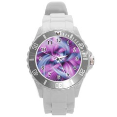 Mixed Pain Signals Plastic Sport Watch (large) by FunWithFibro