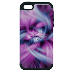 Mixed Pain Signals Apple Iphone 5 Hardshell Case (pc+silicone) by FunWithFibro
