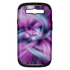 Mixed Pain Signals Samsung Galaxy S Iii Hardshell Case (pc+silicone) by FunWithFibro