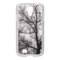 Tree Samsung Galaxy S4 I9500/ I9505 Case (white)