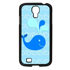 Playing In The Waves Samsung Galaxy S4 I9500/ I9505 Case (black) by StuffOrSomething