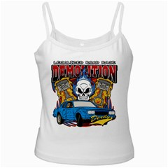 Demolition Derby Ladies Camisole