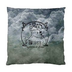 Once Upon A Time Cushion Case (single Sided)  by StuffOrSomething