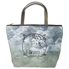 Once Upon A Time Bucket Handbag by StuffOrSomething