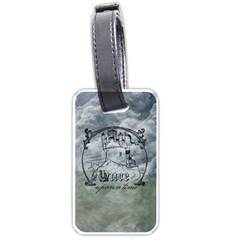 Once Upon A Time Luggage Tag (two Sides) by StuffOrSomething