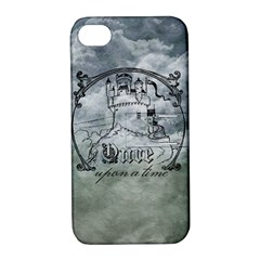 Once Upon A Time Apple Iphone 4/4s Hardshell Case With Stand