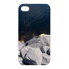 Atlantic Ocean Apple Iphone 4/4s Premium Hardshell Case