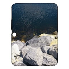 Atlantic Ocean Samsung Galaxy Tab 3 (10 1 ) P5200 Hardshell Case  by DmitrysTravels