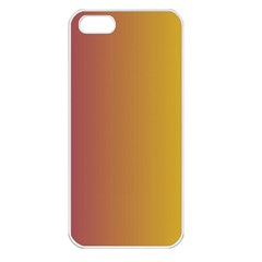 Tainted  Apple Iphone 5 Seamless Case (white)