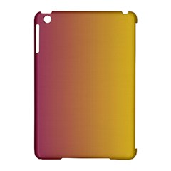 Tainted  Apple Ipad Mini Hardshell Case (compatible With Smart Cover) by Colorfulart23