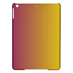 Tainted  Apple Ipad Air Hardshell Case by Colorfulart23