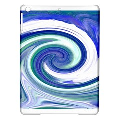 Abstract Waves Apple Ipad Air Hardshell Case by Colorfulart23