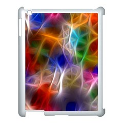 Fractal Fantasy Apple Ipad 3/4 Case (white) by StuffOrSomething