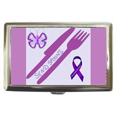 Send Spoons Cigarette Money Case by FunWithFibro