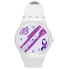 Send Spoons Plastic Sport Watch (medium) by FunWithFibro