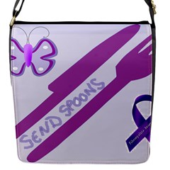 Send Spoons Removable Flap Cover (small) by FunWithFibro