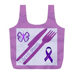 Send Spoons Reusable Bag (l) by FunWithFibro