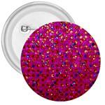 Polka Dot Sparkley Jewels 1 3  Button Front