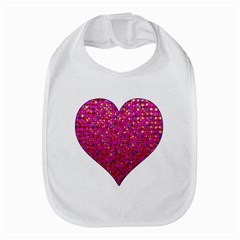 Polka Dot Sparkley Jewels 1 Bib by MedusArt