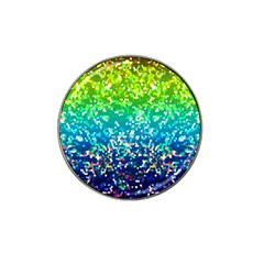 Glitter 4 Golf Ball Marker (for Hat Clip) by MedusArt